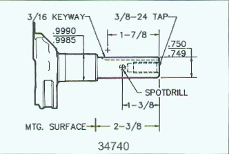 small engine suppliers engine specifications and line drawings hssk50 34740