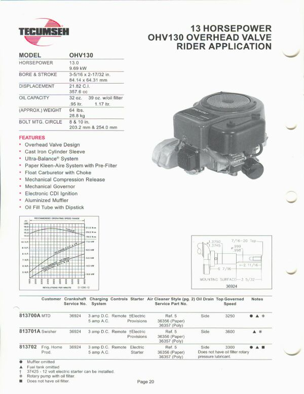 small engine suppliers engine specifications and line drawings for rh smallenginesuppliers com tecumseh service manual free tecumseh service manual free