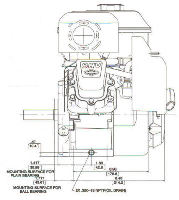6 5 hp intek i c model series 121400 for 5 hp motor specification