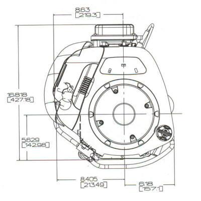 13 5 hp intek model series 21b900 for 5 hp motor specification