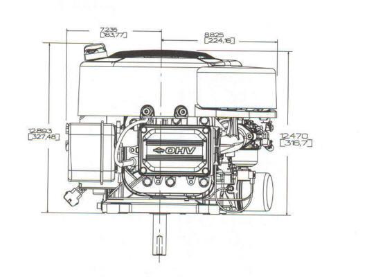 15 5 hp intek i c model series 285h00 for 5 hp motor specification