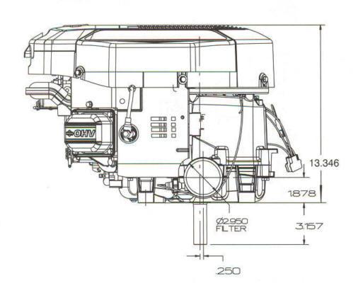 26 hp els  u2122 model series 446700