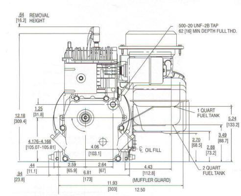 3 5 hp model series 91200