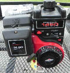 Briggs & Stratton 20S232-0037 1450 Series Intek Pro OHV