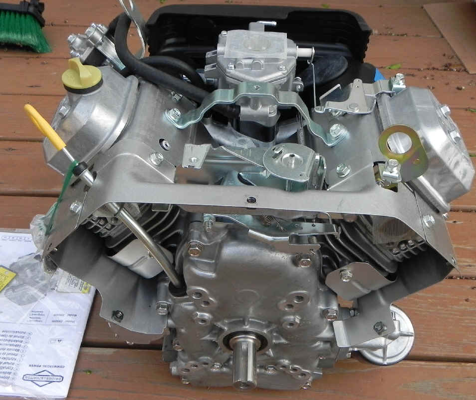 8 cylinder ohv engine diagram briggs  amp  stratton horizontal shaft small engines  briggs  amp  stratton horizontal shaft small engines