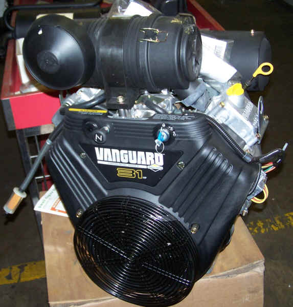 Briggs & Stratton 543477-3076 31 HP Vanguard Series