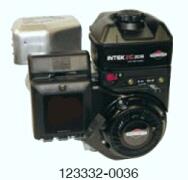 Briggs & Stratton 12S432-0036-F8 9.0 Torque Intek Pro OHV