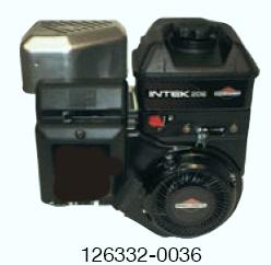 Briggs & Stratton 12S452-0049 900 Series 205 CC 6:1 Gear Reduction