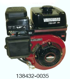 Briggs & Stratton 138432-0035 7.5 HP Vanguard Series