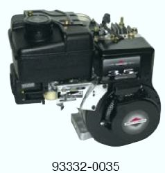Briggs & Stratton 097332-0035 3.5 HP Power Built Series KC