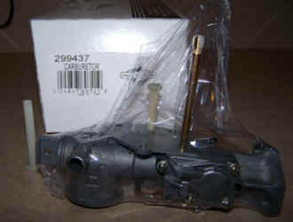 Briggs Stratton Carburetor Part No. 299437