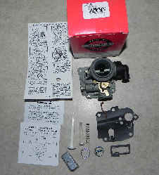 Briggs Stratton Carburetor Part No. 397180