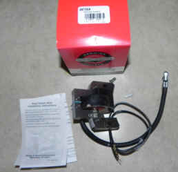 Briggs & Stratton Ignition Coil Part No. 397358