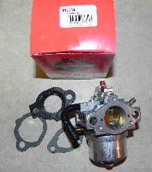 Briggs Stratton Carburetor Part No. 492256
