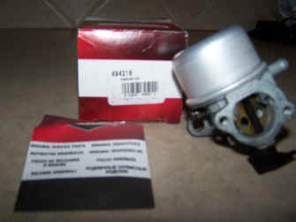 Briggs Stratton Carburetor Part No. 494216