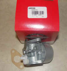 Briggs Stratton Carburetor Part No. 498599