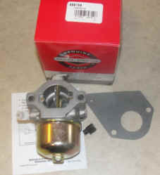 Briggs Stratton Carburetor Part No. 499158