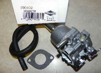 Briggs Stratton Carburetor Part No. 590400