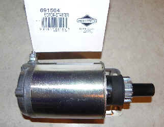 Briggs & Stratton Electric Starter Part No. 691564
