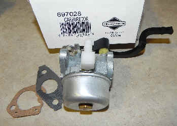 Briggs Stratton Carburetor Part No. 592679