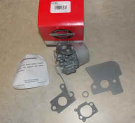Briggs Stratton Carburetor Part No. 697914