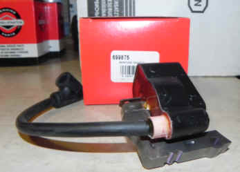Briggs & Stratton Ignition Coil Part No. 699875