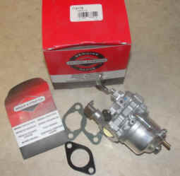 Briggs Stratton Carburetor Part No. 715175