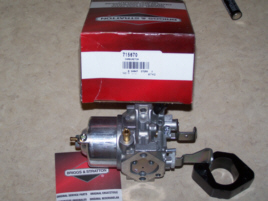 Briggs Stratton Carburetor Part No. 715670