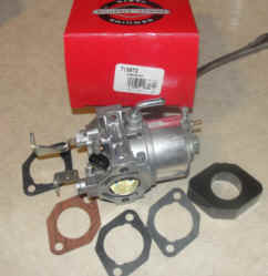 Briggs Stratton Carburetor Part No. 715672