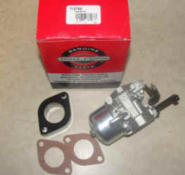 Briggs Stratton Carburetor Part No. 715782