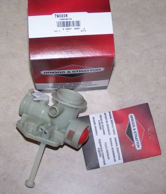 Briggs Stratton Carburetor Part No. 795475