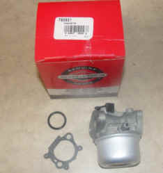 Briggs Stratton Carburetor Part No. 799872