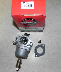 Briggs Stratton Carburetor Part No. 792768