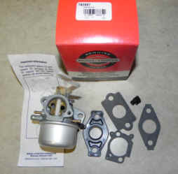 Briggs Stratton Carburetor Part No. 792997