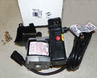 Briggs & Stratton Electric Starter Part No. 796238