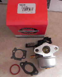 Briggs Stratton Carburetor Part No. 594287