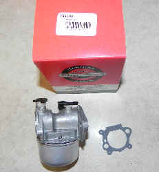 Briggs Stratton Carburetor Part No. 799866
