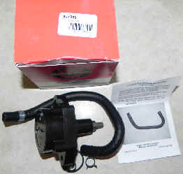 Briggs Stratton Fuel Pump Part No. 844088