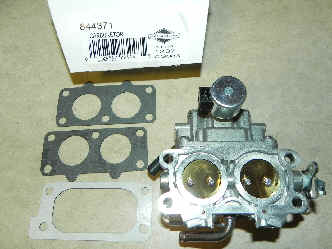 Briggs Stratton Carburetor Part No. 844371