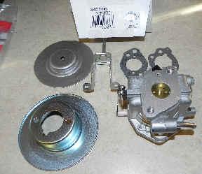 Briggs Stratton Carburetor Part No. 845906
