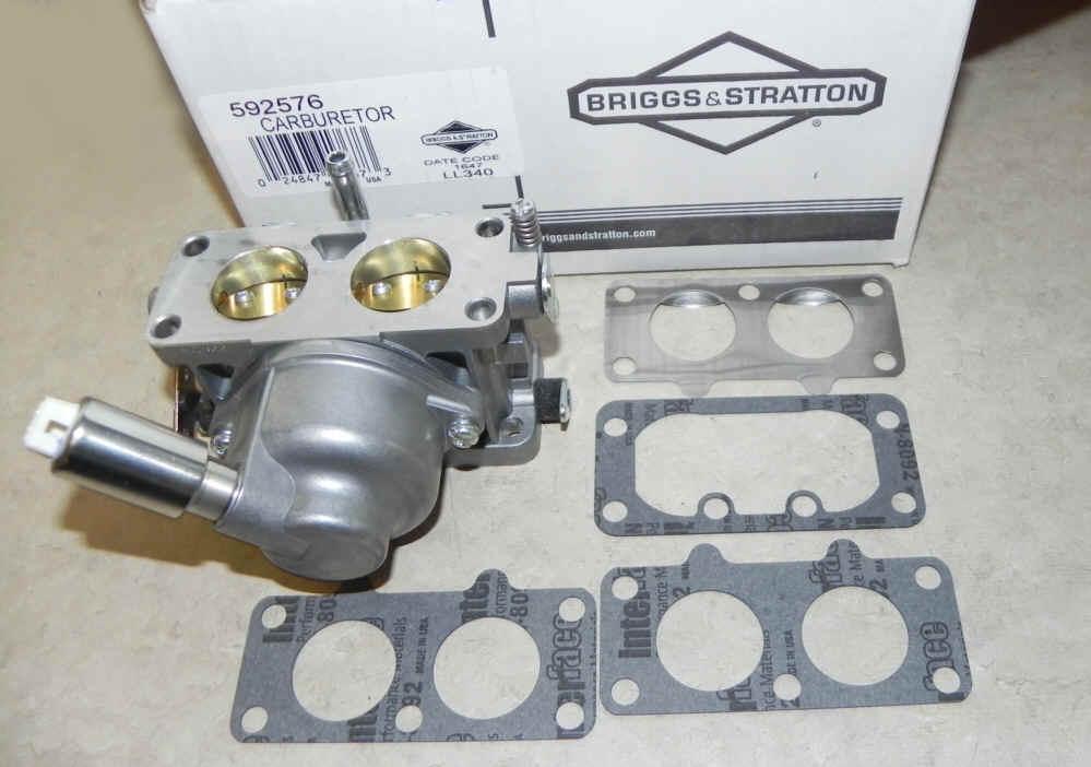 Briggs Stratton Carburetor Part No. 592576
