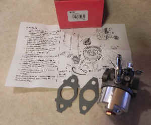 Briggs Stratton Carburetor Part No. 593357