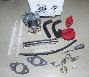 Briggs Stratton Carburetor Part No. 594014