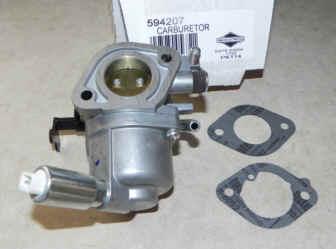Briggs Stratton Carburetor Part No. 594207
