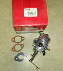 Briggs Stratton Carburetor Part No. 715978