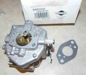 Briggs Stratton Carburetor Part No. 845023