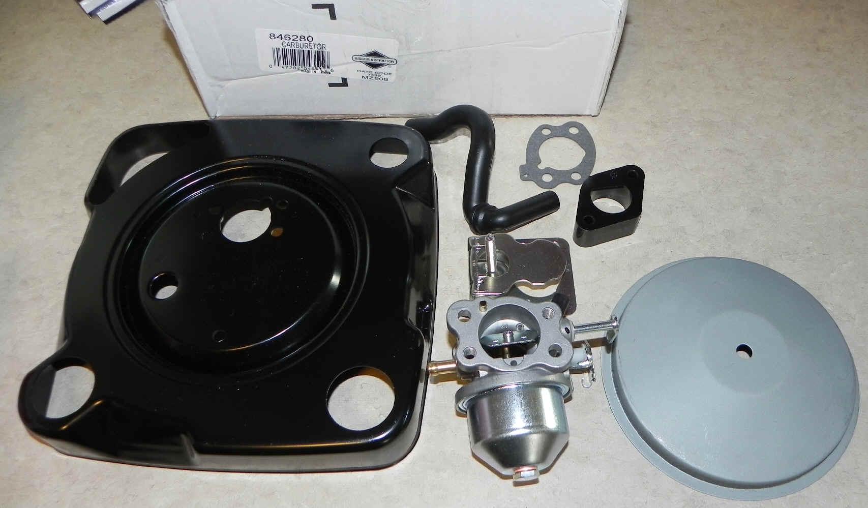 Briggs Stratton Carburetor Part No. 846280