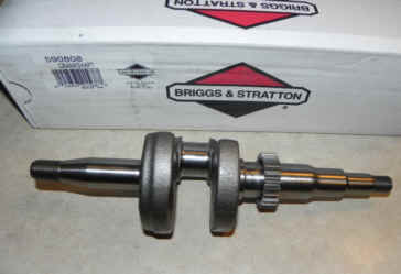 Briggs Stratton Crankshaft Part No. 590808