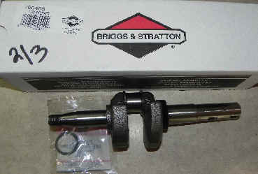 Briggs Stratton Crankshaft Part No. 796468
