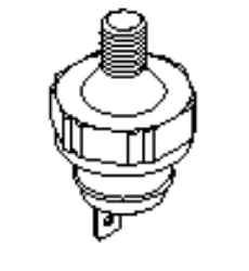 Briggs & Stratton Oil Pressure Switch Part No 491657S